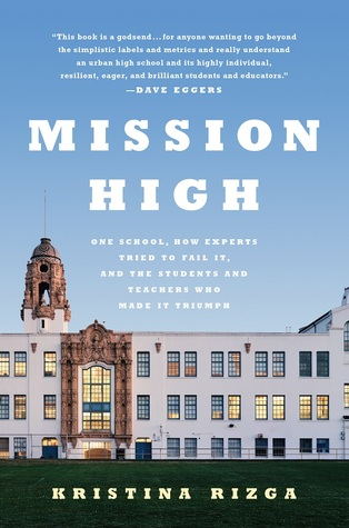Mission High Book Cover